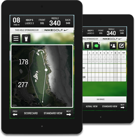Mobile App Development for Golf Courses - [x]cube LABS