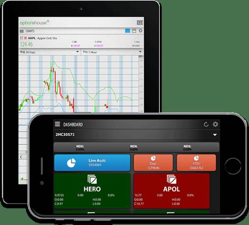 Cross-Platform Stock Trading Mobile App Development - [x]cube LABS