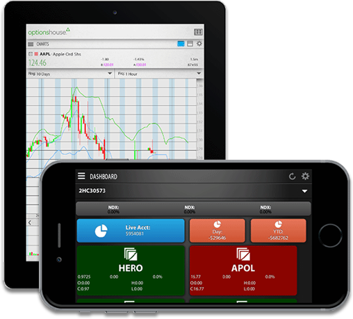 Cross-Platform Stock Trading Mobile App Development - [x]cube LABS