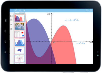 TI-Nspire Calculator iPad App Development - [x]cube LABS