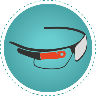 Google Glass App Development - [x]cube LABS