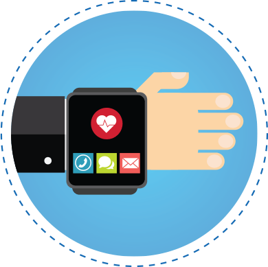 Smart Watch App Development - [x]cube LABS