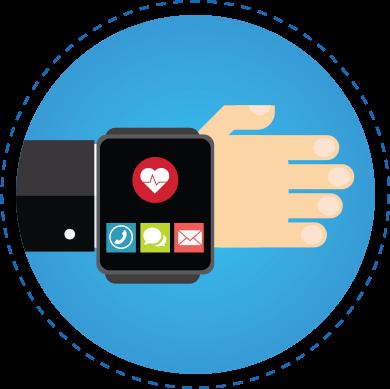Smart Watch App Development - [x]cube LABS