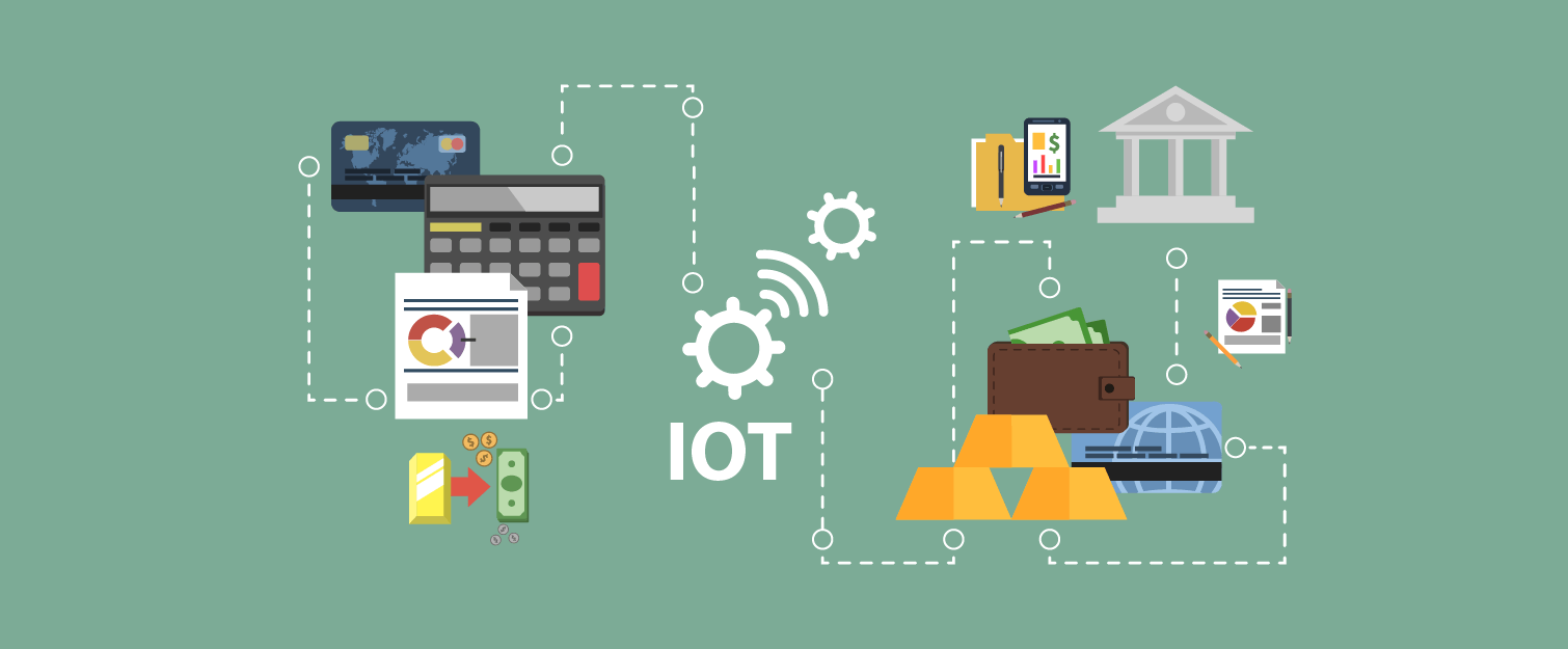 IOT in Financial Services - [x]cube LABS
