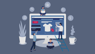 Effective Transition to E-commerce